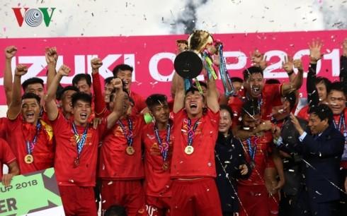 ベトナム、AFFスズキカップ2018で優勝 - ảnh 1