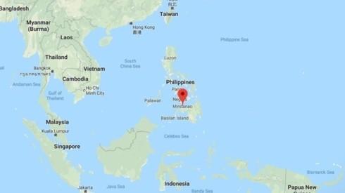 """フィリピン南部で地震 """"津波のおそれなし"""" - ảnh 1"""