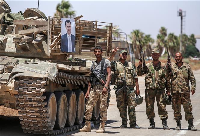 米軍撤退後のシリア地上作戦で連携、ロシアとトルコが合意 - ảnh 1