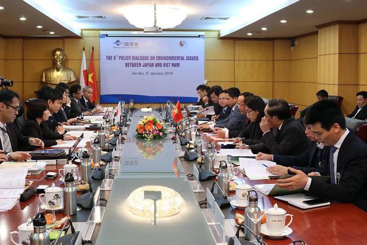 ベトナム・日本、環境保護に関連する産業で協力を強化 - ảnh 1