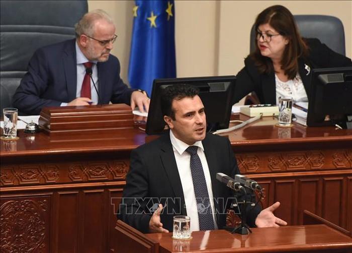 NATO マケドニアの加盟承認 30か国体制に - ảnh 1