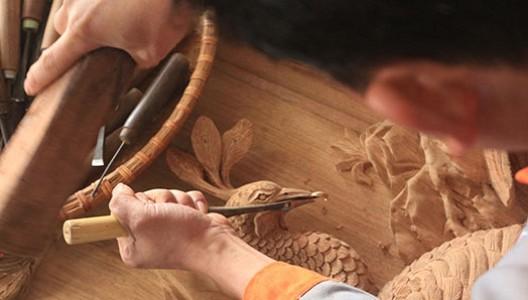 伝統的木工細工村・ドンザオ村 - ảnh 2