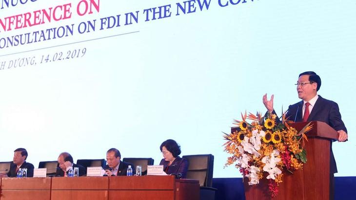2030年を目指し、FDI誘致政策の完備に取り組む - ảnh 1