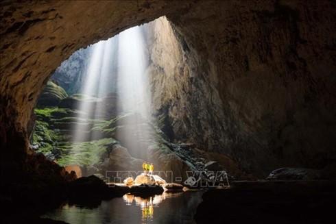 英紙「テレグラフ」 ソンドーン洞窟を評価 - ảnh 1