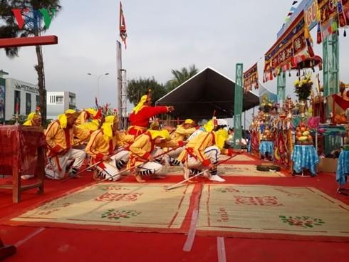 ダナン市の大漁祈願祭、国家無形文化遺産に認定 - ảnh 1