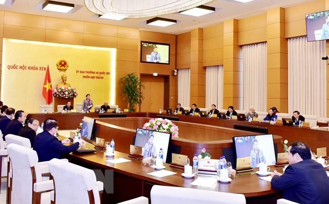 まもなく第14期国会常務委員会第31回会議 - ảnh 1