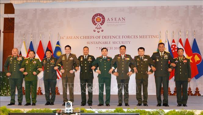 第16回ASEAN国防司令官会議が行なわれる - ảnh 1