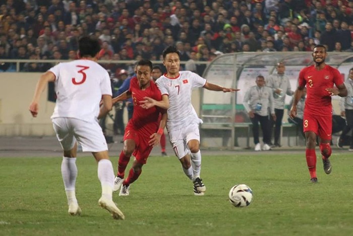 AFC選手権予選U-23、ベトナムが開幕2連勝 - ảnh 1
