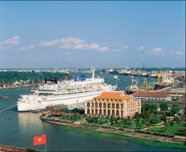 ニャーロン港の訪れ - ảnh 1