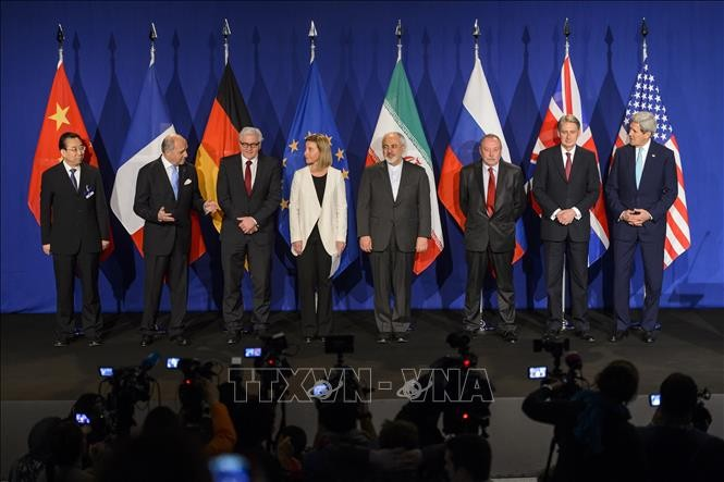イラン、米との緊張続く 欧州は核合意維持を要請 - ảnh 1