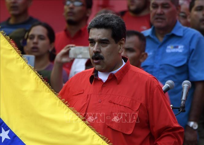 ベネズエラ 政府側と反政府側が協議ノルウェーが和平仲介 - ảnh 1