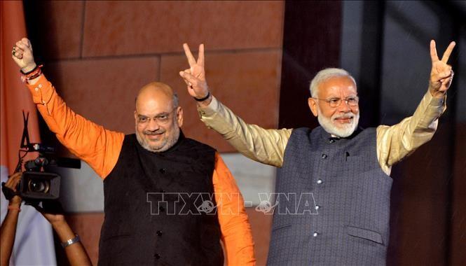 インド総選挙 与党が単独過半数を獲得 安定政権へ - ảnh 1
