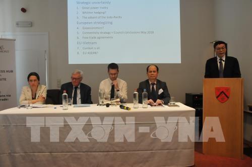 ベトナムとEU、投資、貿易の協力強化 - ảnh 1