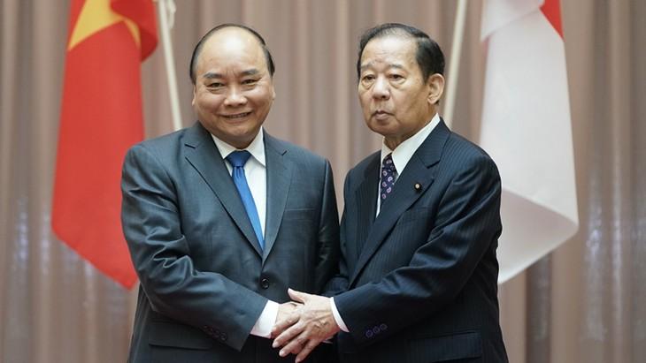 フック首相、和歌山県を訪れる - ảnh 1