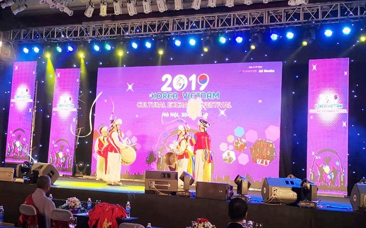 ベトナム・韓国文化交流フェスティバル2019 - ảnh 1