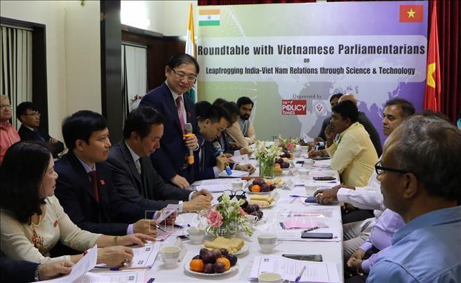 科学技術分野におけるベトナム・インド協力強化 - ảnh 1