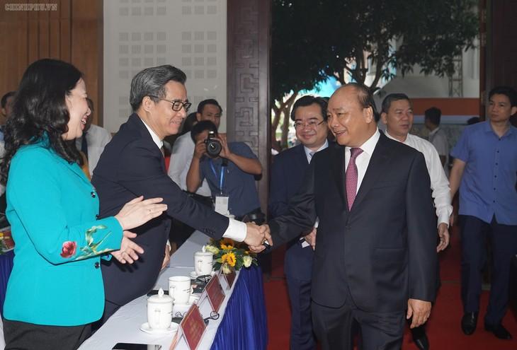 フック首相、キェンザン省への投資振興会議に出席 - ảnh 1