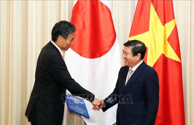 HCM市と長野県は協力を強化 - ảnh 1