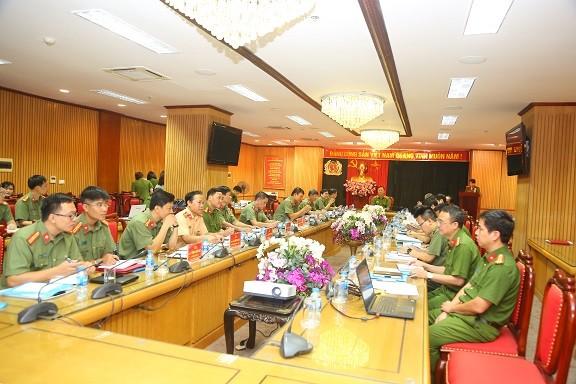 第39回ASEANPOL組織委員会、準備に踏み切る - ảnh 1