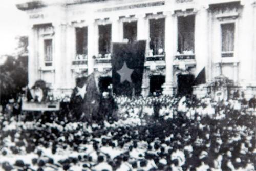 八月革命与越南音乐 - ảnh 1