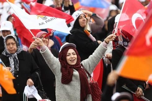 土耳其选举之后的挑战 - ảnh 1
