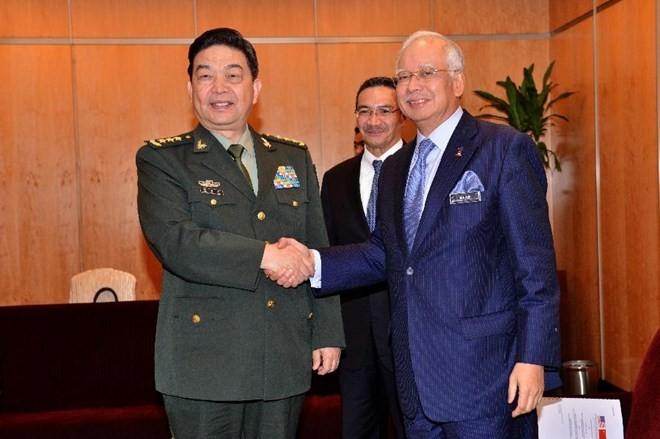 马来西亚与中国加强国防合作 - ảnh 1