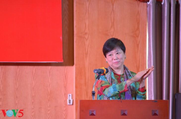 越友联和中国全国友协的越中友好人士会晤 - ảnh 4