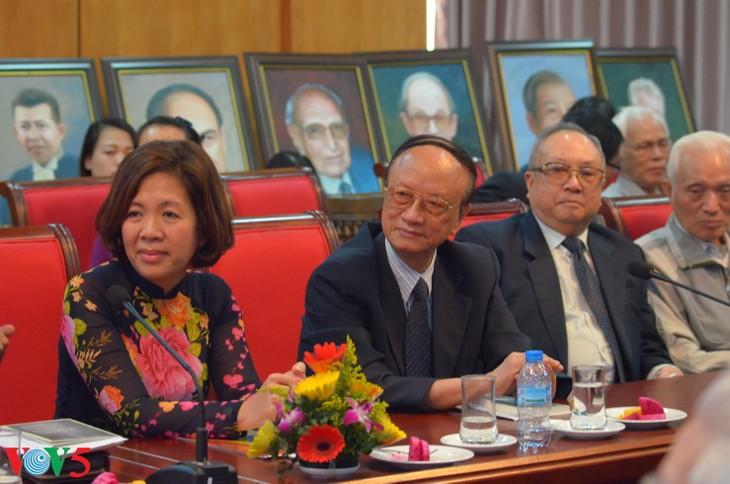 越友联和中国全国友协的越中友好人士会晤 - ảnh 7