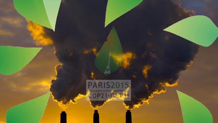 全球数万人游行示威呼吁应对气候变化 - ảnh 1
