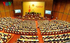 越南国会讨论《费用、手续费法(草案)》 - ảnh 1