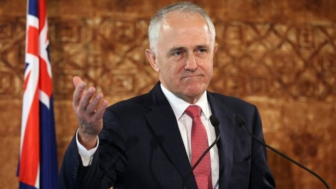 澳大利亚总理特恩布尔开始亚欧访问行程 - ảnh 1
