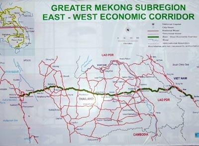 亚行向连接仰光与岘港的公路建设项目提供信贷 - ảnh 1