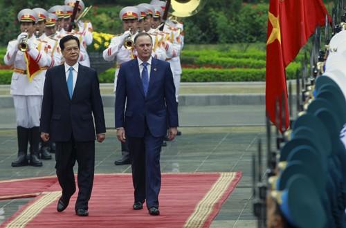 加强越南与新西兰关系 - ảnh 1