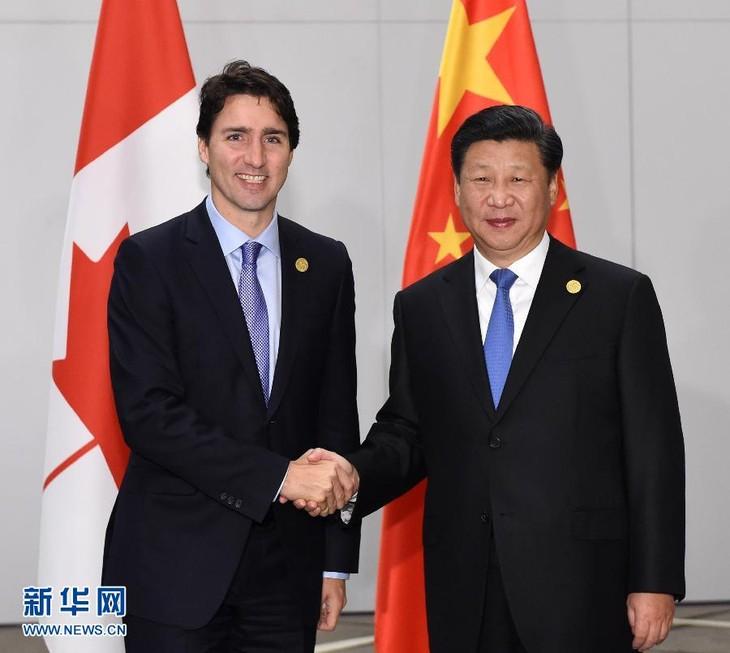 加拿大寻找与中国关系的新接触方式 - ảnh 1