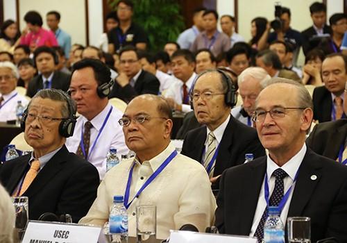 越南在东亚海洋大会上提出海洋治理措施建议 - ảnh 1