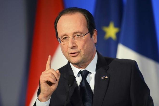 法国宣布将加强在叙利亚的军事行动 - ảnh 1
