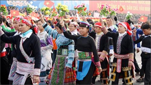 越南祖国阵线努力建设全民族大团结 - ảnh 1