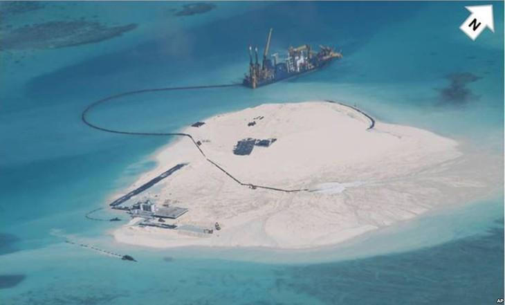 美国和菲律宾一致认为,海上争端要依照国际法以和平方式解决 - ảnh 1
