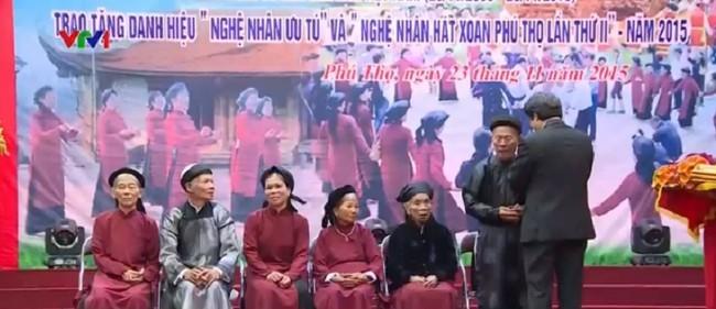 越南举行多项切实活动纪念遗产日 - ảnh 2