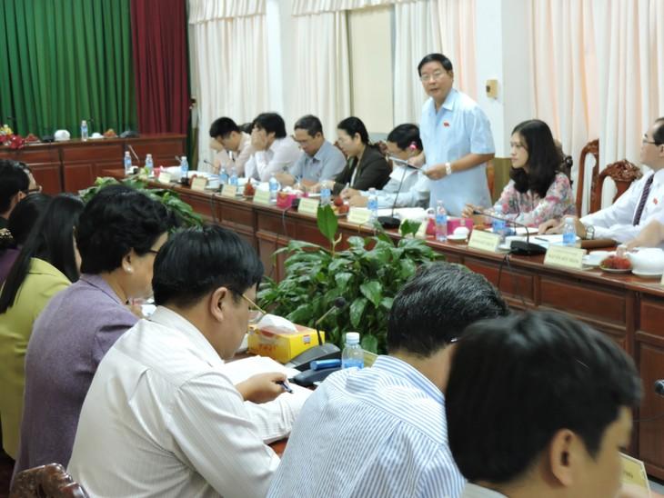 越南国会对外委员会举行第14次全体会议 - ảnh 1