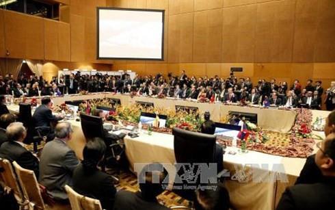 阮晋勇总理在东亚峰会上提出东海问题 - ảnh 1