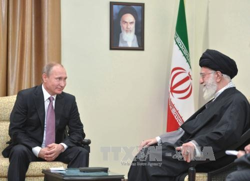 """伊朗和俄罗斯在叙利亚问题上""""观点一致"""" - ảnh 1"""