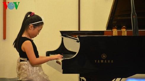 日本神奈川县举行第二次日越钢琴节 - ảnh 1