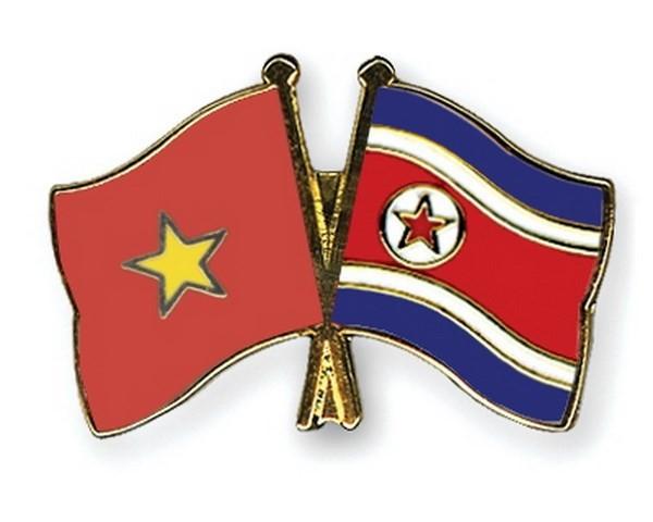 张晋创主席会见朝鲜人民武力部长朴永植 - ảnh 1