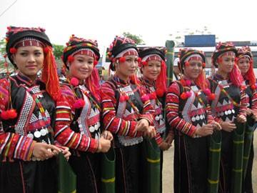 越南民族共同体中的哈尼族 - ảnh 1