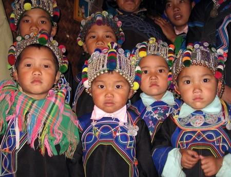 越南民族共同体中的哈尼族 - ảnh 2