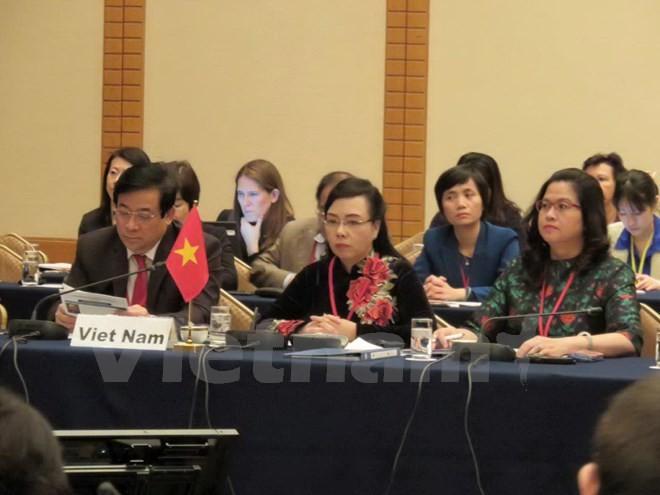 越南出席有关抗生素耐药性的亚洲卫生部长会议 - ảnh 1