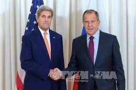 俄美达成叙利亚新停火协议 - ảnh 1