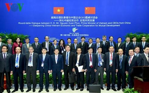 阮春福:越南欢迎中国企业投资高科技项目 - ảnh 1