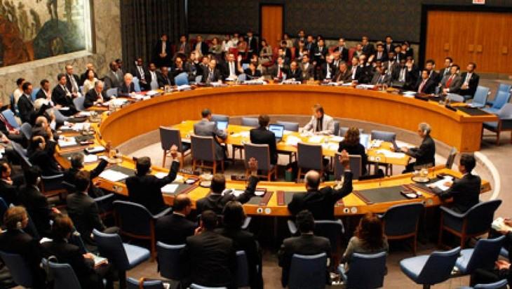 联合国安理会通过有关不扩散核武器措施的决议 - ảnh 1